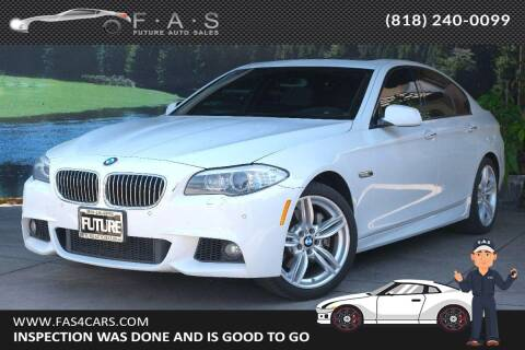2011 BMW 5 Series for sale at Best Car Buy in Glendale CA