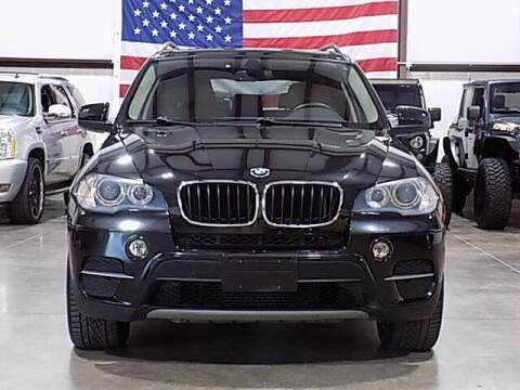 2011 BMW X5 for sale at Texas Motor Sport in Houston TX