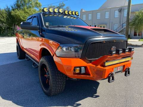 2016 RAM Ram Pickup 1500 for sale at Consumer Auto Credit in Tampa FL