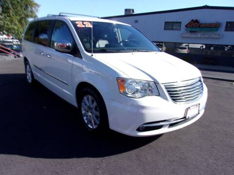 2012 Chrysler Town and Country for sale at Dorman's Auto Center inc. in Pawtucket RI