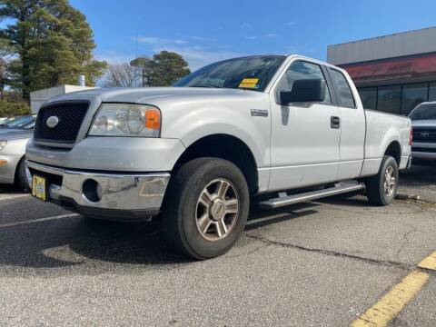 2006 Ford F-150 for sale at Action Auto Specialist in Norfolk VA