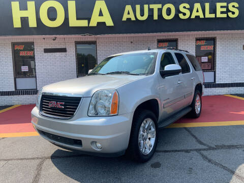 2013 GMC Yukon for sale at HOLA AUTO SALES CHAMBLEE- BUY HERE PAY HERE - in Atlanta GA