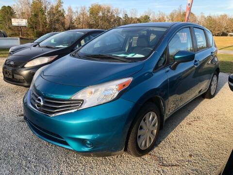 2015 Nissan Versa Note for sale at IH Auto Sales in Jacksonville NC