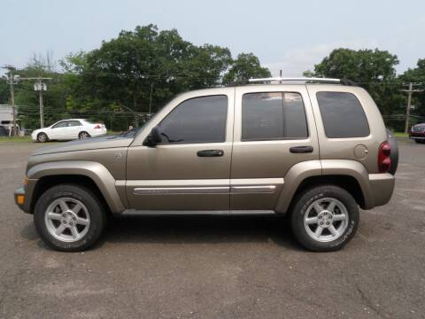 2006 Jeep Liberty for sale at Wolcott Auto Exchange in Wolcott CT