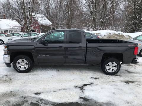 2016 Chevrolet Silverado 1500 for sale at MICHAEL MOTORS in Farmington ME