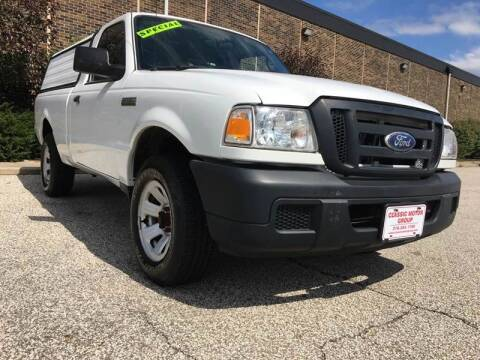 2007 Ford Ranger for sale at Classic Motor Group in Cleveland OH