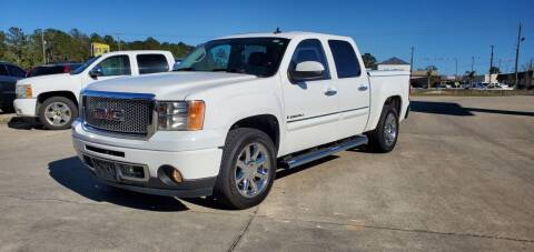 2009 GMC Sierra 1500 for sale at WHOLESALE AUTO GROUP in Mobile AL
