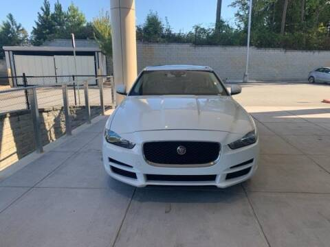 2018 Jaguar XE for sale at CU Carfinders in Norcross GA