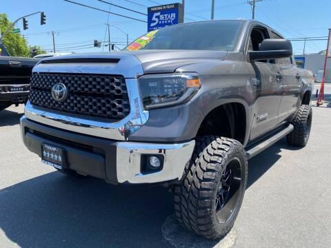 2019 Toyota Tundra for sale at 5 Star Auto Sales in Modesto CA