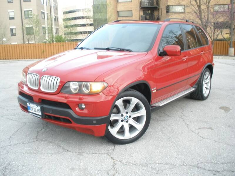 2005 BMW X5 for sale at Autobahn Motors USA in Kansas City MO