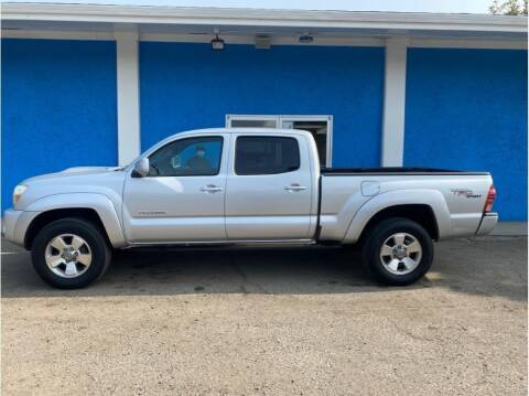2006 Toyota Tacoma for sale at Khodas Cars in Gilroy CA