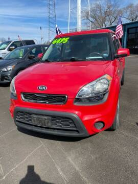 2013 Kia Soul for sale at MJ'S Sales in Foristell MO