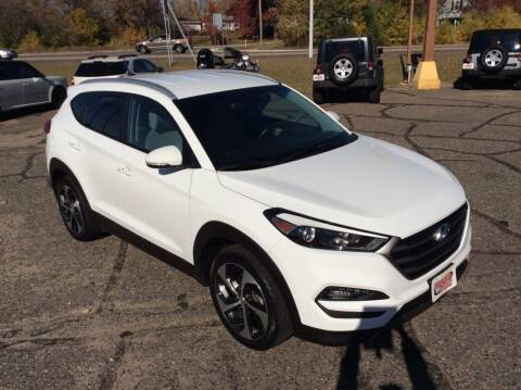 2016 Hyundai Tucson for sale at MOTORS N MORE in Brainerd MN