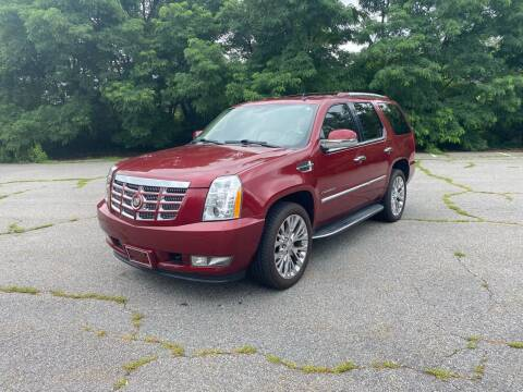 2011 Cadillac Escalade for sale at Westford Auto Sales in Westford MA
