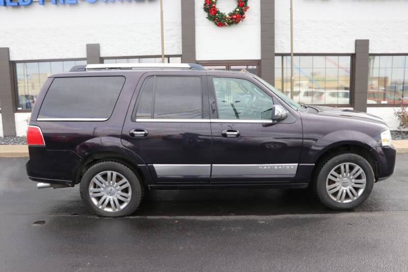 2007 Lincoln Navigator for sale at Ultimate Auto Deals DBA Hernandez Auto Connection in Fort Wayne IN