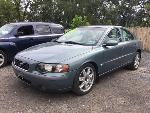 2004 Volvo S60 for sale at Old Man Zweig's in Plymouth PA