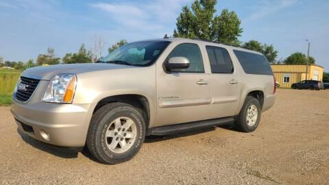 2007 GMC Yukon XL for sale at Sinner Auto in Waubay SD