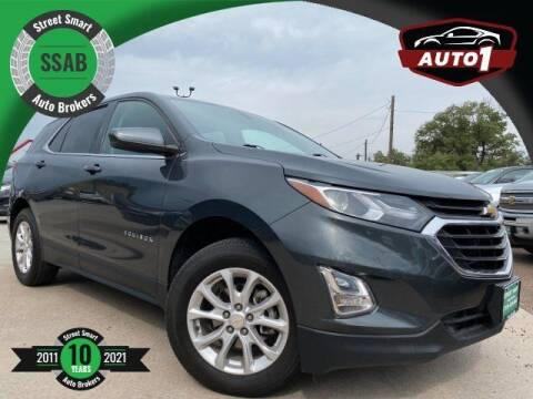 2018 Chevrolet Equinox for sale at Street Smart Auto Brokers in Colorado Springs CO