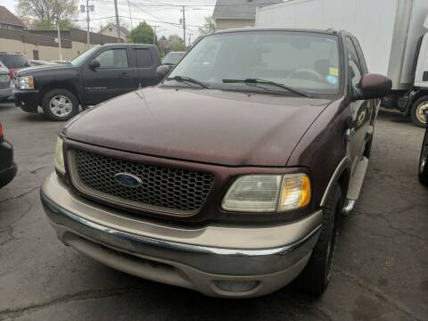 2003 Ford F-150 for sale at Richland Motors in Cleveland OH