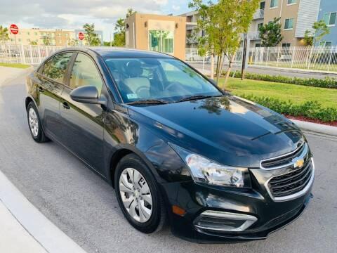 2015 Chevrolet Cruze for sale at LA Motors Miami in Miami FL