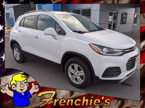 2017 Chevrolet Trax for sale at Frenchie's Chevrolet and Selects in Massena NY