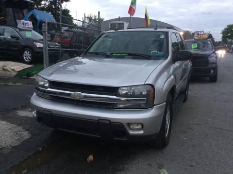 2005 Chevrolet TrailBlazer for sale at Drive Deleon in Yonkers NY