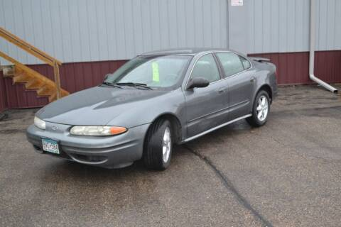 2004 Oldsmobile Alero for sale at Dave's Auto Sales in Winthrop MN