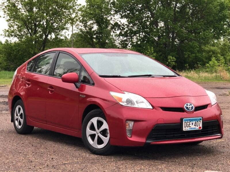 2014 Toyota Prius for sale in Osseo, MN