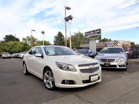 2013 Chevrolet Malibu for sale at Save Auto Sales in Sacramento CA