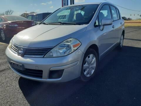 2007 Nissan Versa for sale at John 3:16 Motors in San Antonio TX