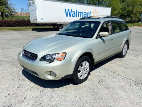 2005 Subaru Outback for sale at RICKIES AUTO, LLC. in Portland OR