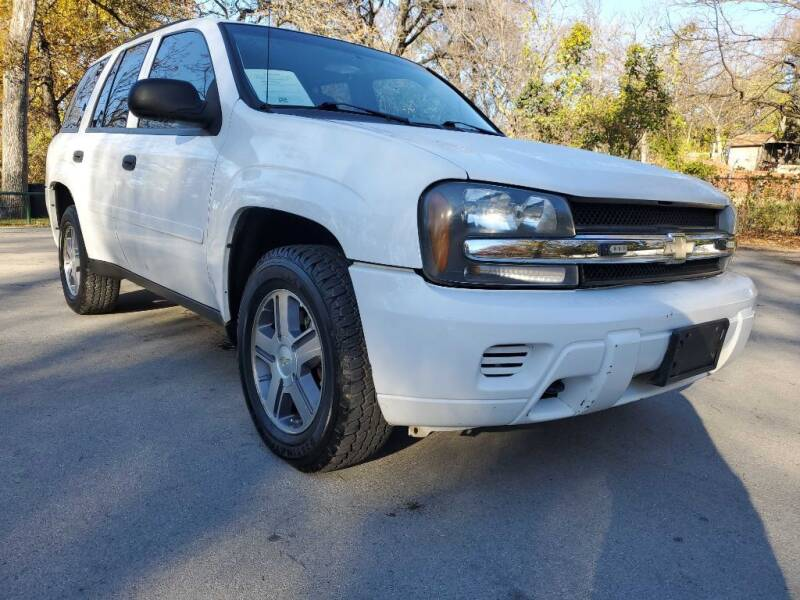 2008 Chevrolet TrailBlazer for sale at Thornhill Motor Company in Hudson Oaks, TX