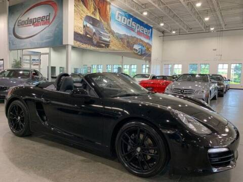 2015 Porsche Boxster for sale at Godspeed Motors in Charlotte NC