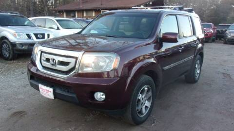 2010 Honda Pilot for sale at Select Cars Of Thornburg in Fredericksburg VA