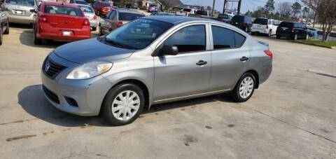 2013 Nissan Versa for sale at Select Auto Sales in Hephzibah GA