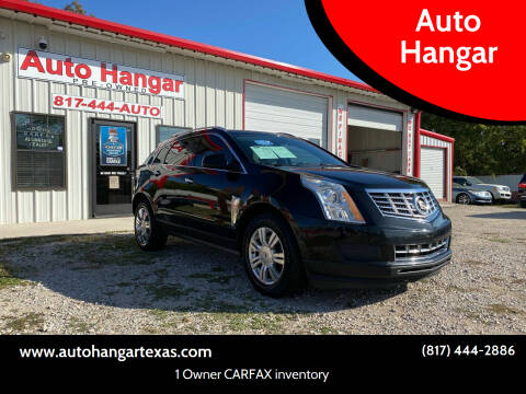 2014 Cadillac SRX for sale at Auto Hangar in Azle TX