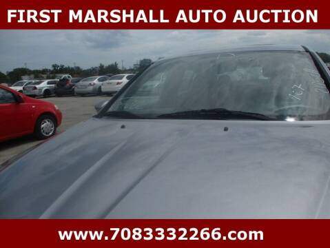 2013 Chrysler 200 for sale at First Marshall Auto Auction in Harvey IL