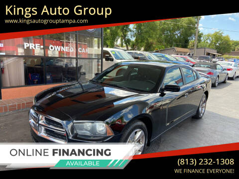 2013 Dodge Charger for sale at Kings Auto Group in Tampa FL