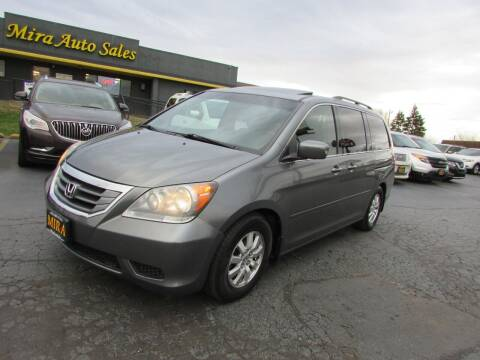 2009 Honda Odyssey for sale at MIRA AUTO SALES in Cincinnati OH