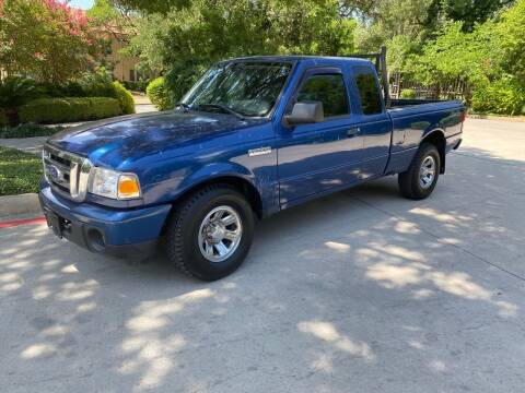 2009 Ford Ranger for sale at Motorcars Group Management - Bud Johnson Motor Co in San Antonio TX