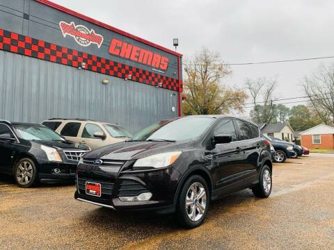2013 Ford Escape for sale at Chema's Autos & Tires in Tyler TX