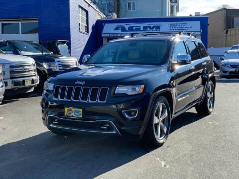 2015 Jeep Grand Cherokee for sale at AGM AUTO SALES in Malden MA