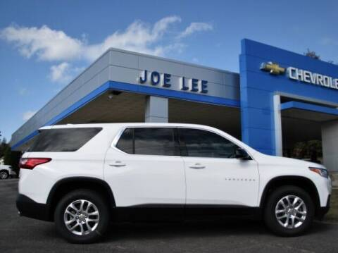 2020 Chevrolet Traverse for sale at Joe Lee Chevrolet in Clinton AR