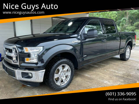 2015 Ford F-150 for sale at Nice Guys Auto in Hattiesburg MS