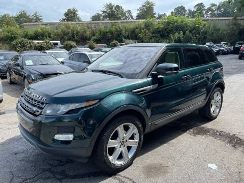 2013 Land Rover Range Rover Evoque for sale at Car Online in Roswell GA