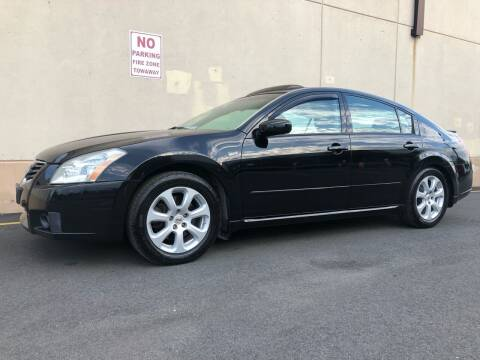 2007 Nissan Maxima for sale at International Auto Sales in Hasbrouck Heights NJ