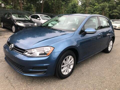 2016 Volkswagen Golf for sale at Dream Auto Group in Dumfries VA
