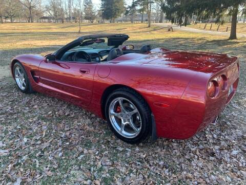 2000 Chevrolet Corvette for sale at Clarks Auto Sales in Connersville IN