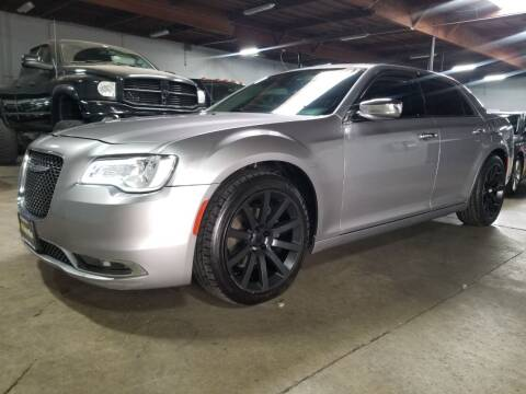 2016 Chrysler 300 for sale at 916 Auto Mart in Sacramento CA
