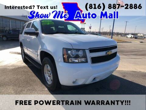 2013 Chevrolet Tahoe for sale at Show Me Auto Mall in Harrisonville MO